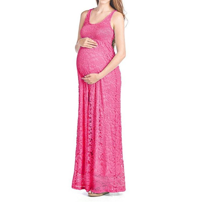 Lace Pregnancy Dresses Maternity Photography Props Clothes For Pregnant Women Maternity Dresses For Photo Shoot Pregnant Vestido