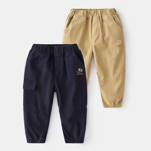 Spring Kids Pants Boys Pants Casual Children Cargo Pants for Boys Baby Girl Pants Winter Pants for Girls Kids Clothing 2-8Y