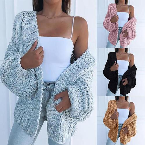Fashion Maternity Women Winter Faux Mohair Knitted Sweater Loose Warm Cardigan Casual Coat woman sweaters