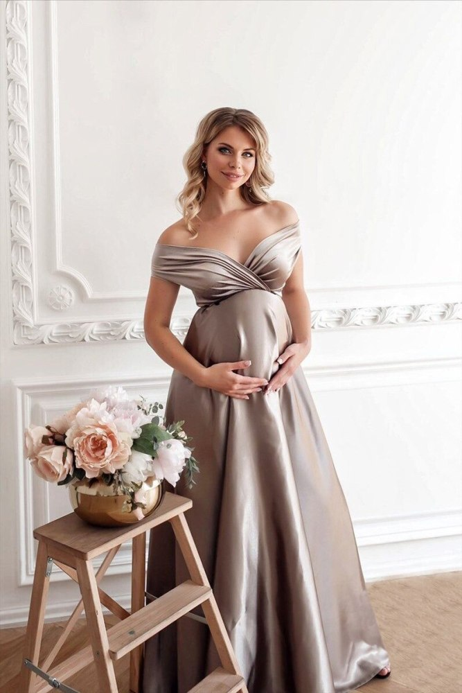 Maternity Dresses For Photo Shoot Baby Shower Dress For Pregnant Women Pregnancy Photography Dresses Pregnant Women Robe Vestido