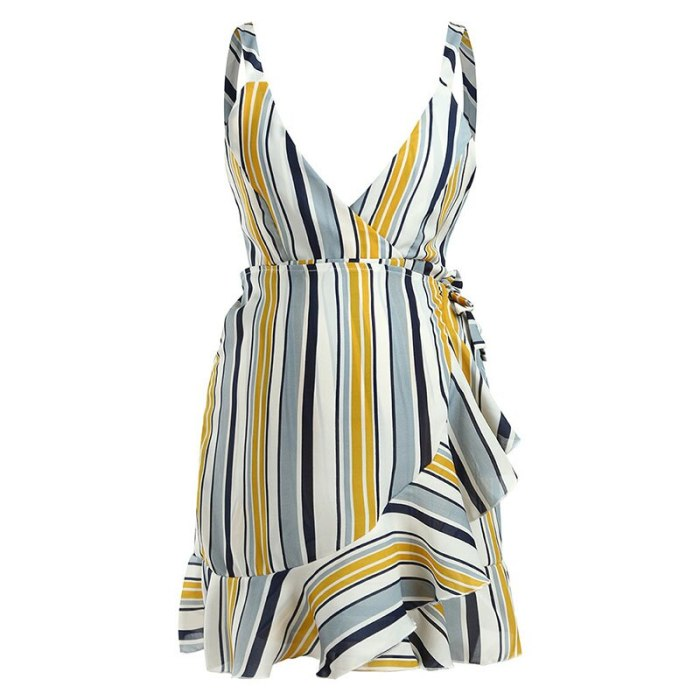 Womens Maternity Dresses Sleeveless Side Ruched Striped Casual Pregnancy Dress Maternity Tank Dress Knee Length for Baby Shower