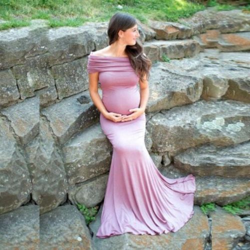 Maternity Dresses For Photo Shoot Pregnant Women Dresses Pregnancy Dress Photography Baby Shower Dress For Women Pregnant Woman