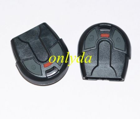 2 Button remote key with 433mhz with IC293