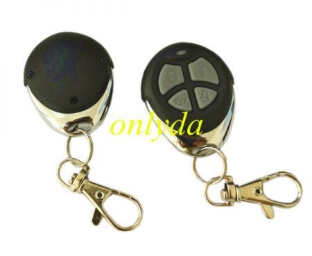 4Button remote key with 433mhz with IC300
