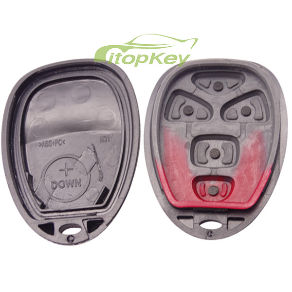 For Buick 3+1 B remote KOBGT04A -315mhz for GM# 22733524 , 22733523 , 15252034 , 15777636 , 15114374