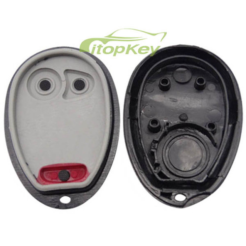 For Buick 2+1 Button remote key with FCCID L2C0007T-315mhz