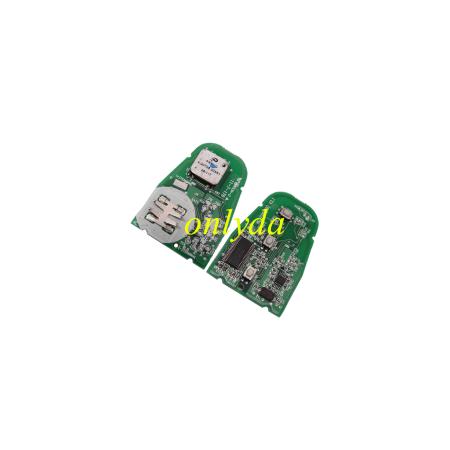 3 Button remote 4D60+dst40 unlock 16C6D5TG4 433MHz