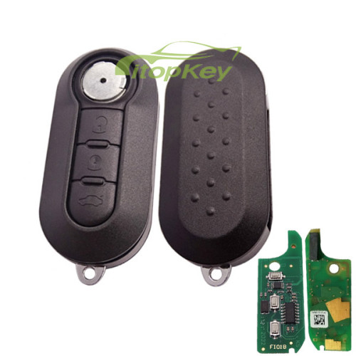 As Model: (Delphi BSI System) for Fiat 3B remote key PCF7946-434MHZ