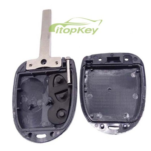 For Chevrolet 3 button remote key with 304mhz