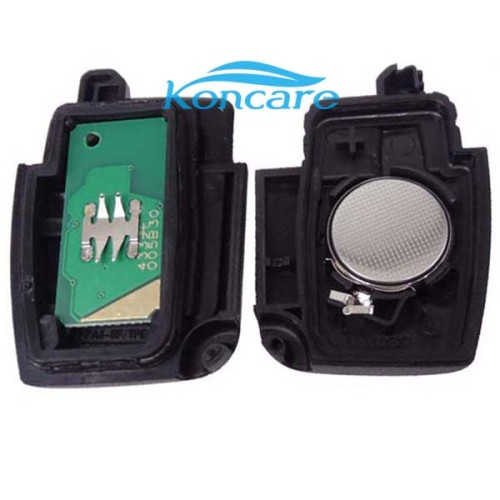 For Ford Focus flip remote control with 315mhz and 434mhz