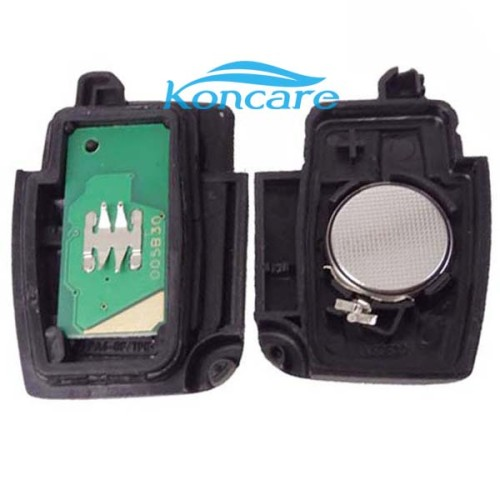 For Ford mondeo remote key with auto close function with 315mhz and 434mhz