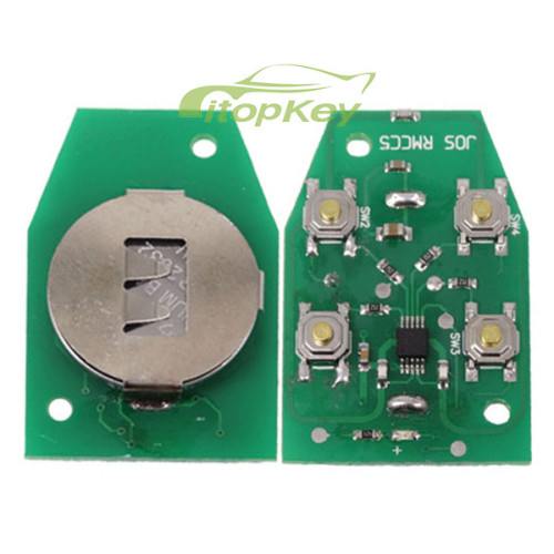 For ford 4 button remote with 304MHZ