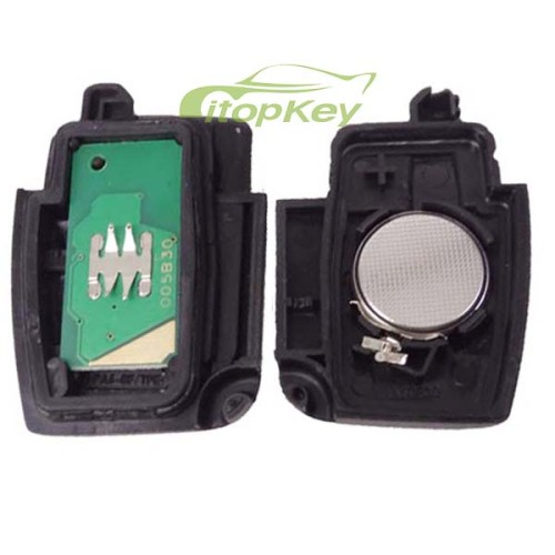 For Ford mondeo remote key with 315mhz and 434mhz