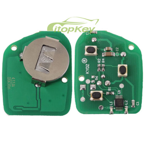 For Focus Remote key .with 4D63 Chip  with auto close function  with 315mhz /434mhz