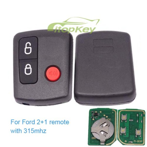 For ford 2+1B 315mhz/434mhz