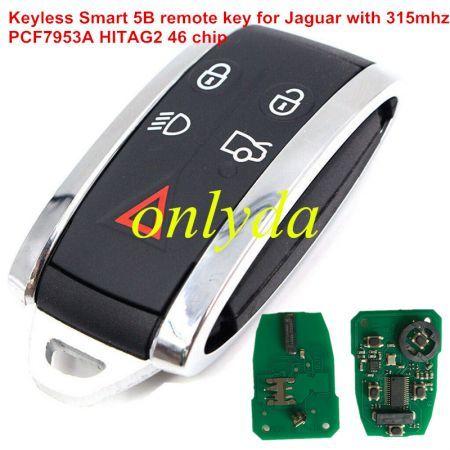 ForFor Kia 3+1 button keyless remote key with 7947 chip ,433MHZ 95440