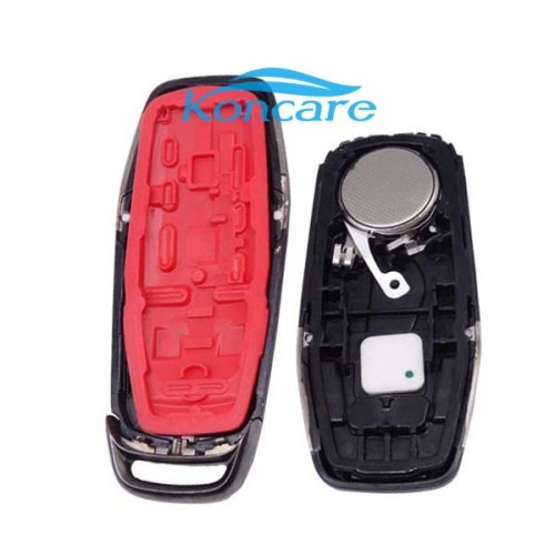 For original Ford 3+1 button remote key with 49 chip with 315mhz