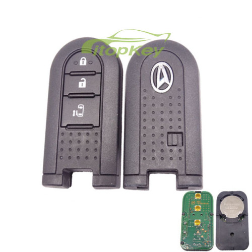 For Toyota Daihatsu remote key with 3 button with 315MHZ with hitag3 PCF7953 47 chip