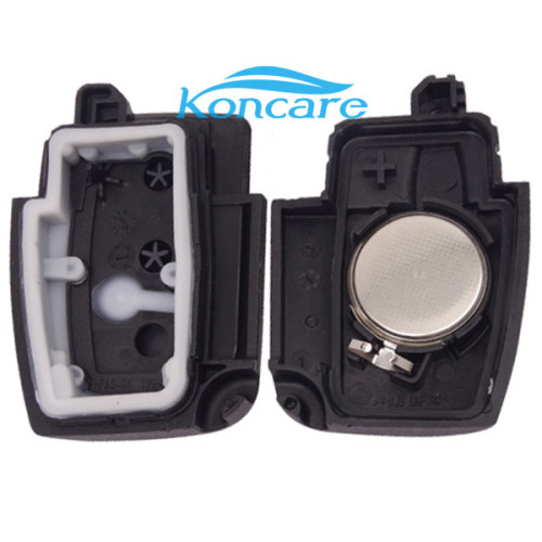 For Ford Focus 2 button original remote control with 433mhz