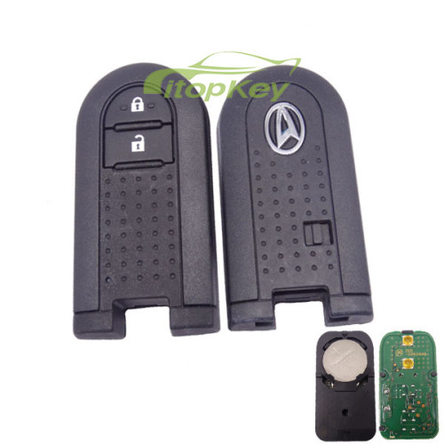 For Toyota Daihatsu remote key with 2 button with 315MHZ with hitag3 PCF7953 47 chip