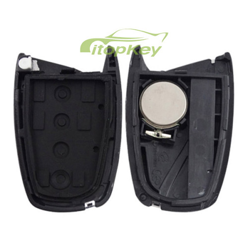 Hyun 3+1 button remote key 434MHZ 4D70+dst40 Model:SEKSHG10B0B KCC:SCK-SEKSHG10B0B CMIIT ID: 2011DJ0456