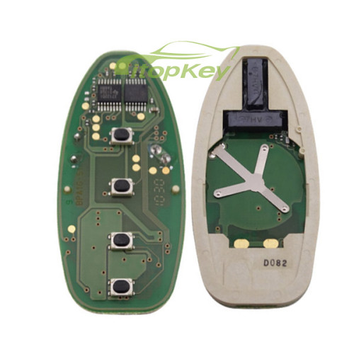 For genuine Nissan old TEANA before 2008 year remote with 315mhz