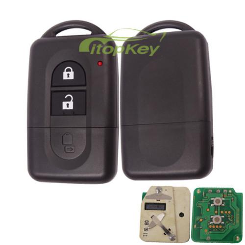 For original keyless Nissan Intelligent/Proximity Remote key & 2 button 433.92mhz