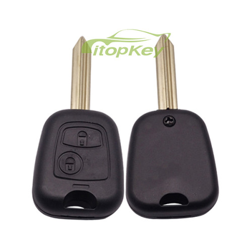 For Citroen remote key with PCF7961 46 chip & SX9 blade