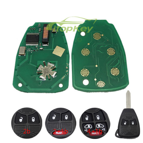 For Chrysler remote key PCF7941 46 M3N5WY72XX 315Mhz