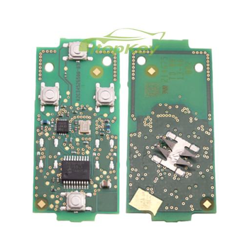 For original Chevrolet 4B remote 315mhz Part No. A2C34526500-03