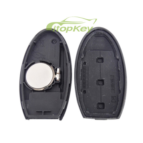 For Nissan 2 button remote key with 315mhz
