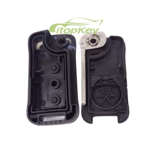 For Porsche Cayenne 2 button remote key with 46 chip with 315mhz /433mhz