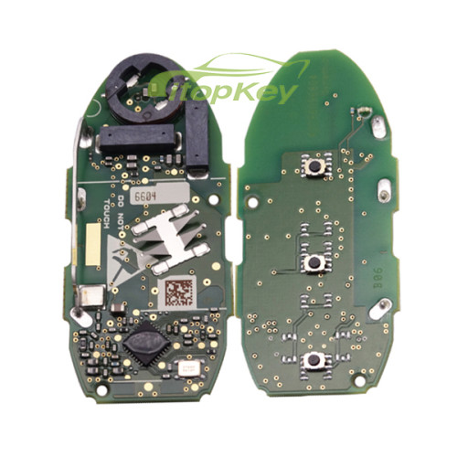 For Nissan after 2016 year 3B remote 315mhz HITAG AES chip Continental :S180144601