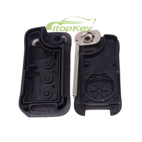 For Porsche Cayenne 3B remote key with 46 chip with 315mhz/434mhz