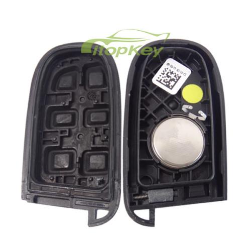 For Origianl Fiat 2 button remote key with 434mhz with PCF7945/7953 chip 56046760AB, FCCID:M3N40821302 IC:7812A40821302 RXXXXXXXX-XXXJD PCB printed: 28.4082-1302.1