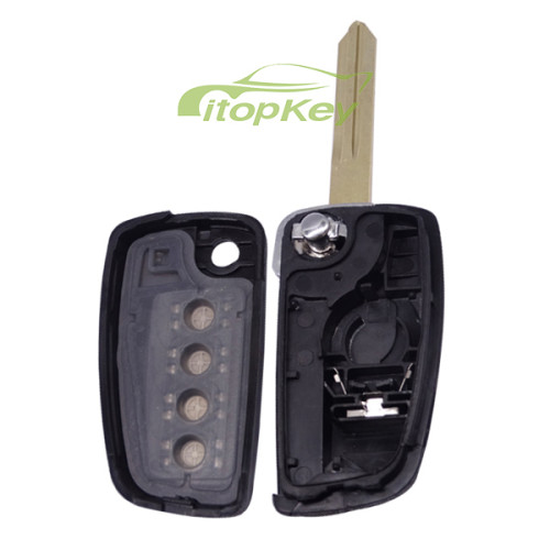 For Nissan 4B remote key with 315mhz VDO model
