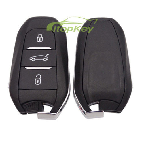 For original Peugeot 508 remote key with 434MHZ with PCF7945/7953(HITAG2) chip