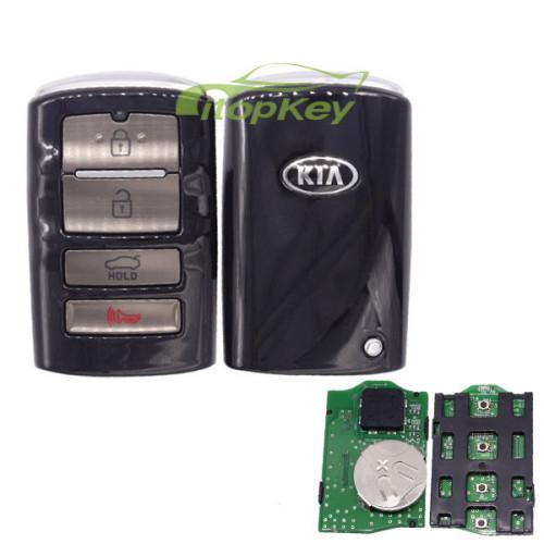For KIA K7 keyless 4b remote 434mhz FCCID: T08-F08-4F10 IC:5074A-FOB4F10