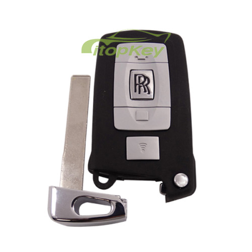 For Rolls-Royce 4 button remote key 7942(Hitag2)chip-315mhz