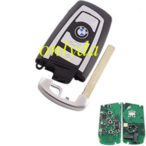 for BMW CAS4 4B keyless remote 7953 Hitag pro chip 315mhz/433mhz/868mhz