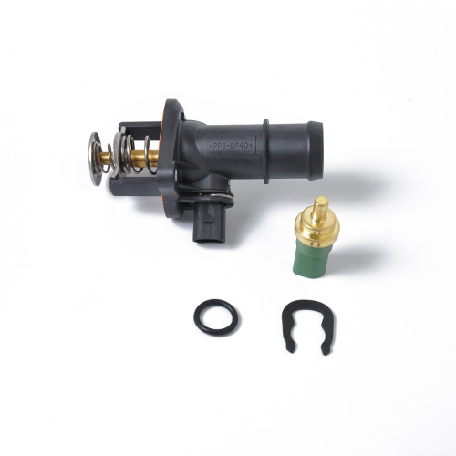 Thermostat Housing with Coolant Temperature Sensor-Wholesale Price at BAJUTU for Audi A3 Seat OE: 06A121114 Ebay,Wish Hot Seller
