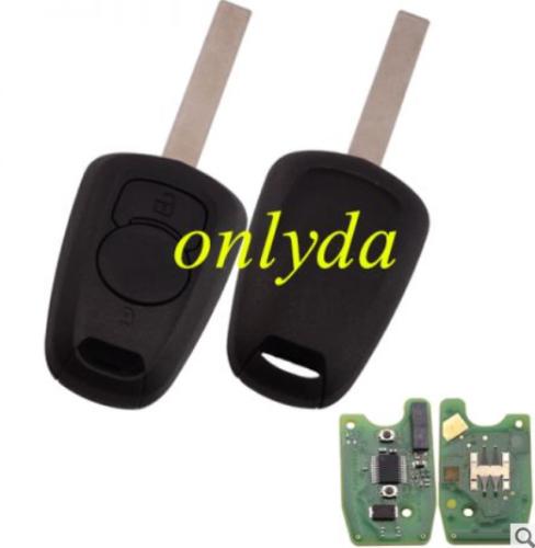 for original Opel 2B remote PCF7961E HITAG2 chip-434mhz