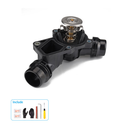 Car Thermostat Housing Assembly-Wholesale Price at BAJUTU for BMW 3 Series OE:11531437040/Shopify,Amazon,Ebay,Wish Hot Seller