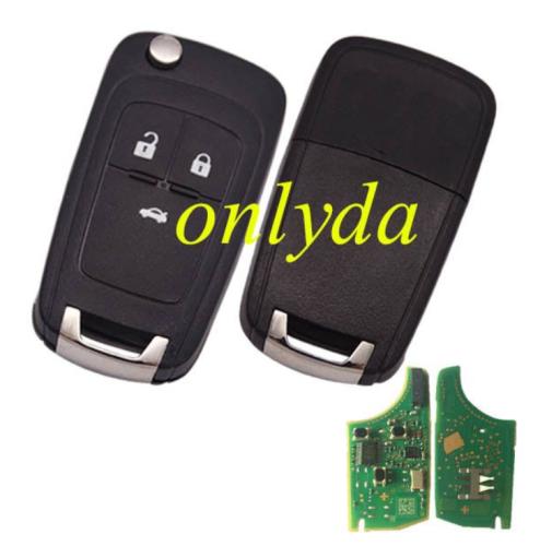 For Opel original 2B remote 434mhz 5WK50079 95507070 chip GM(HITA G2) 7937E chip