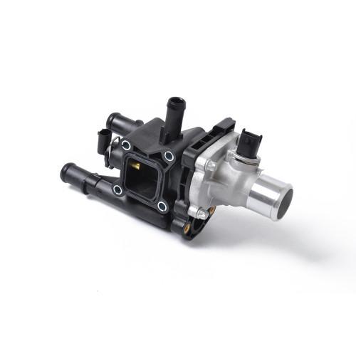 Engine Coolant Thermostat Housing + Radiator Hose-Wholesale Price at BAJUTU- for Chevrolet Sonic Cruze 1.8L OE:25192228+25192904