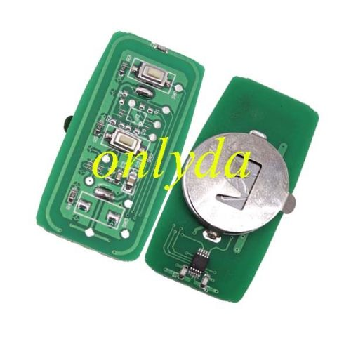 For Mazda 2 button 3 series remote with 315mhz