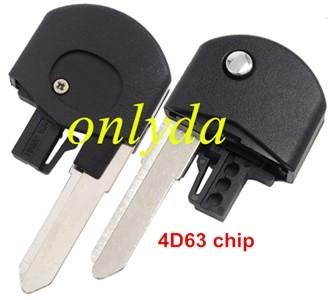 For MAZDA M6 remote control Flip key head 4D(63) ID :T7