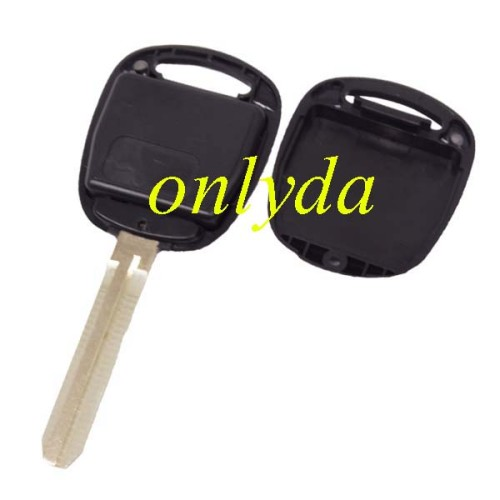 Toyota 2 button remote key with 4D67 chip with 434mhz use for Toyota land cruiser prado