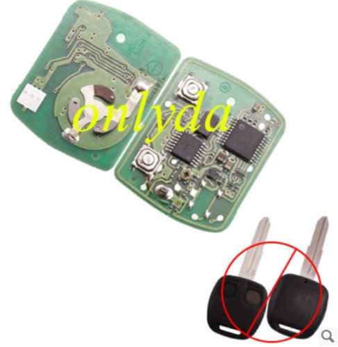 For original Nissan 2 button remote key PCB only
