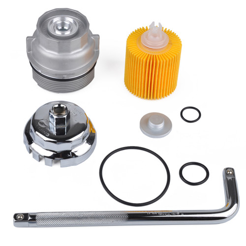 Oil filter Housing Removal Maintenance Kit-Wholesale Price  for Lexus Toyota OE:15620-31060/Shopify,Amazon Hot Seller